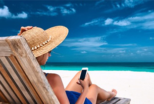 Are travellers really using mobile to act on impulse?