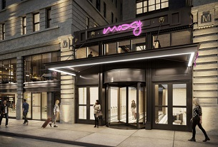 Marriott's Moxy Times Square, another strong rival for Airbnb?