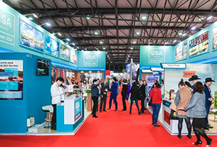 First-ever Brand USA pavilion at ITB China 2019