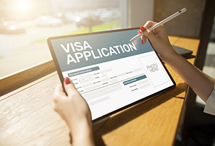 Online visa applications smooth travel for Chinese tourists