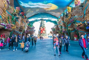 OCT Parks, Fantawild, Chimelong listed on global theme park top 10 list