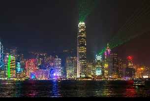 Unsustainable living: how crazy light shows are damaging China in the name of tourism