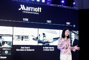 Marriott looks to China for travel innovators