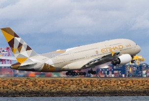 Etihad upgrades aircraft on key Asian routes