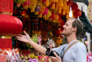 China's inbound tourism count, revenue were up 5% in first half