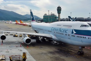 China bars Cathay Pacific staff who participated in Hong Kong protests