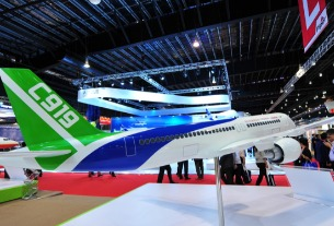 C919 on track for commercial debut in 2021