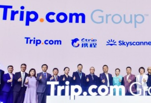 Trip.com Group aims to be the world's top OTA in 5 years