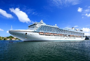 Cruise ship in Japan quarantined with coronavirus diagnosed passenger
