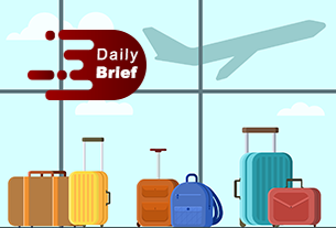 Chinese carriers slash Beijing flights; Hong Kong boosts local tourism | Daily Brief