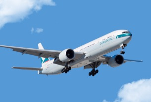 Cathay Pacific, major shareholders Swire and Air China halt trading in Hong Kong