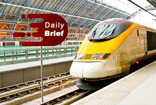 Trip.com debuts Eurostar campaign; Marriott sees China occupancy returning | Daily Brief