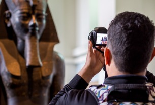 British Museum and Fliggy's latest partnership