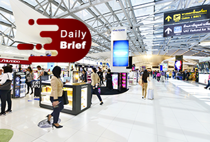 Travel consumer confidence recovering; Duty-free boom fuels stocks surge | Daily Brief