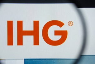 IHG's Greater China RevPAR drops 62% in half year