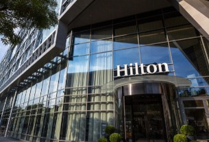 Hilton's revenue plunges 77% in Q2 but sees growth opportunities in China