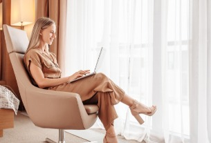 When work from home turns into work from a hotel suite: the new corporate travel