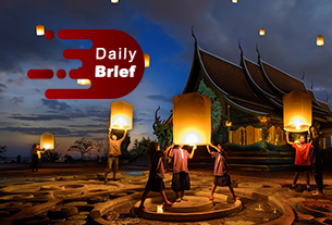 Thailand partners with Alipay, Fliggy; China offers vaccine to aviation workers | Daily Brief