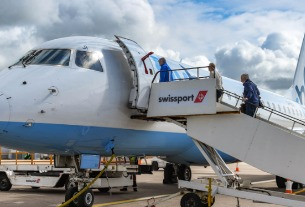 Chinese-owned Swissport agrees emergency takeover