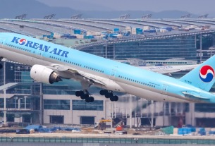 Korean airlines zoom in on China routes, target transit passengers