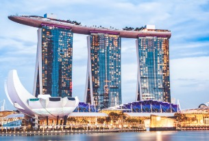 Marina Bay Sands launches hybrid event broadcast studio