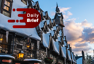 Universal Beijing debuts on Ctrip; Vaccine hope brings tailwind to airlines | Daily Brief