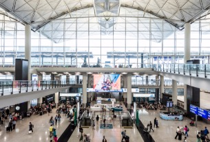 Hong Kong airport Covid-19 tests to take no more than four hours, closing flight ban loophole
