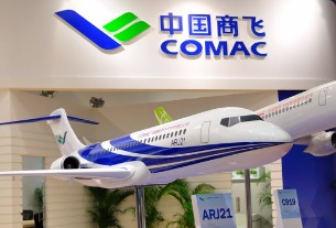 China's ARJ21 jetliner hits record-high annual delivery of 24