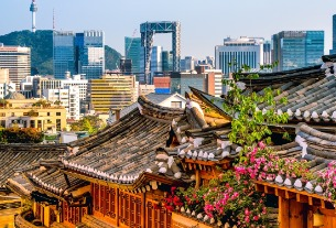 China ruling party mouthpiece promotes tourism in South Korea