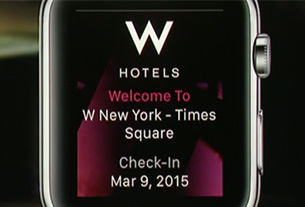 Ridesharing, airports and hotels to benefit from Apple Watch integrations