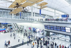 Hong Kong's screening system for airport arrivals holds lessons for travel industry