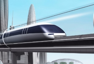 China's futuristic floating train can be a travel game changer