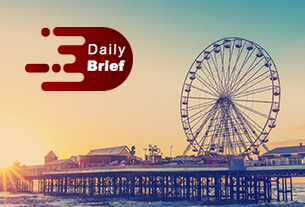 China sees robust growth in theme-park sector; OTA invests in pilot training | Daily Brief